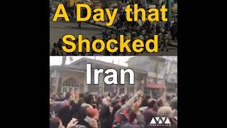 A Day that Shocked Iran