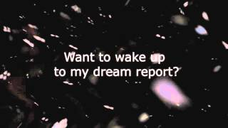 The Last Shadow Puppets - The Dream Synopsis (Lyrics)