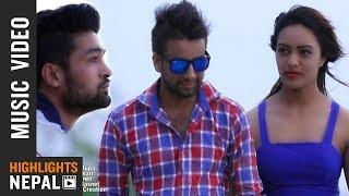 Ekanta Ma by 8Mount Gorkhali SK97 | New Nepali Pop Song 2017/2074 | Sudarshan | Rupa
