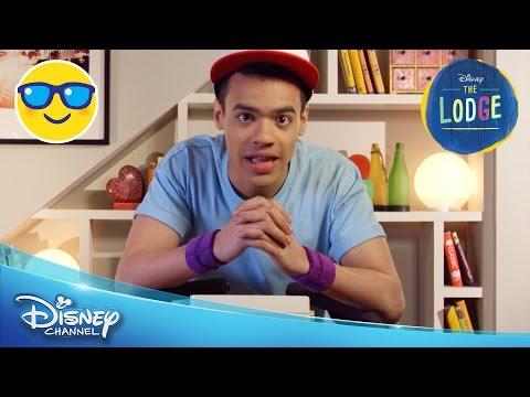 watch The Lodge   Josh Goss 5:   Official Disney Channel UK