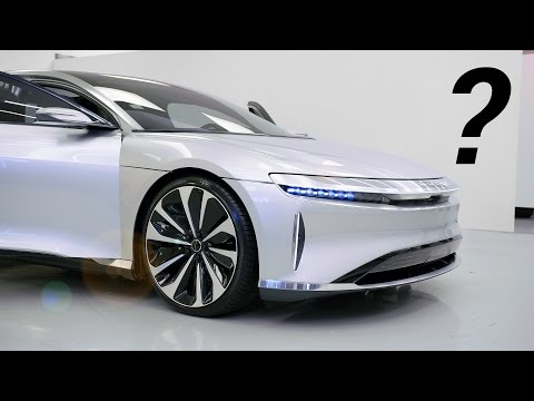 Inside Lucid Air The Future of Luxury