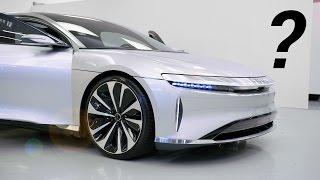 Inside Lucid Air: The Future of Luxury?