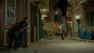 """لأول مرة مزيج من الكوميديا والأكشن في مشهد لـ """" مصطفى أبو سريع """" 😮"""