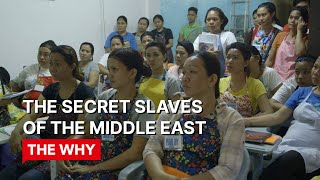 The Secret Slaves of The Middle East