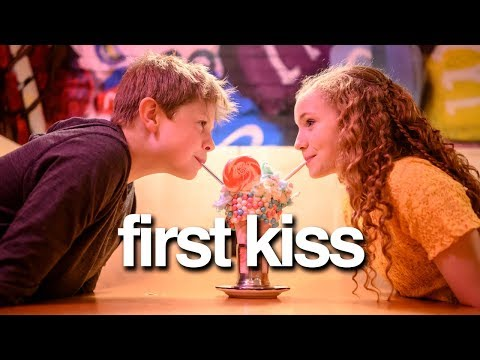 My Son s First Kiss sweet