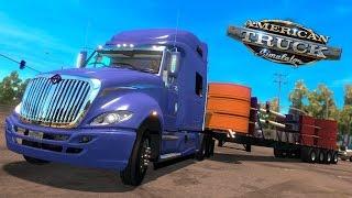 American Truck Simulator | International ProStar | 40 Tons Anuncios Motel