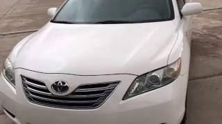 2007 Toyota Camry Hybrid - Full Option (Sold)