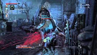 Bloodborne™ coop -father gascoigne- Solomon kane