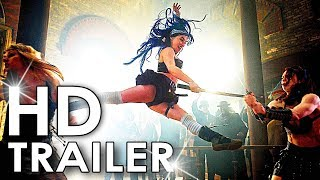 BABES WITH BLADES Trailer (2017) NEW Action Movie HD