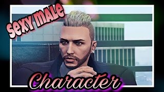 GTA5 online-Hot man character creation 😍 tutorial for (nikki)