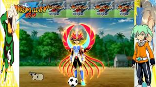 Inazuma Eleven Go Chrono Stone 02 1 2 Audio Español