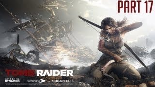 "Tomb Raider 2013 - Part 17 ""The Monastery & Samurai"" Walkthrough Gameplay PC PS3 XBOX360 [HD][720p]"