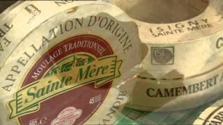 Normandy Camembert Cheese making: Cheese Slices/ Cheese Chasers with Will Studd Season 1 France