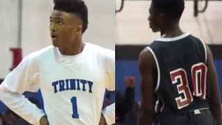 Shaun Wade vs Zachary Kiadii...BATTLE OF THE TWO TOP SOPHOMORE GUARDS!!