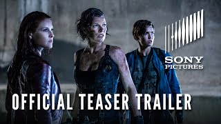 RESIDENT EVIL: THE FINAL CHAPTER - Official Teaser Trailer