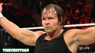 WWE Dean Ambrose Tribute - My demons