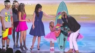 Melhores Momentos de Selena Gomez no Teen Choice Awards 2012