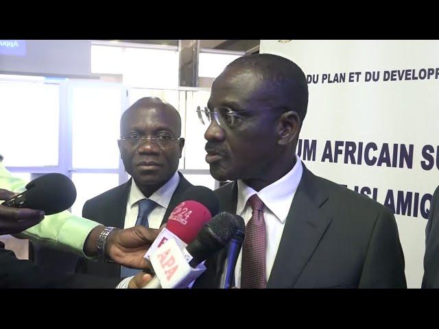 RCI 2ème FORUM AFRICAIN SUR LA FINANCE ISLAMIQUE