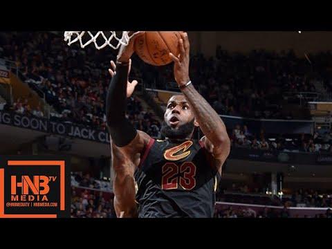 Cleveland Cavaliers vs Milwaukee Bucks Full Game Highlights March 19 2017 18 NBA Season