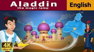 Aladdin and The Wonderful Lamp in English - Fairy Tales - Bedtime Stories - English Fairy Tales