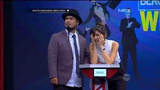 Waktu Indonesia Bercanda - Maria Selena Awalnya Semangat Jadi Pusing (3/4)
