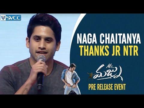 Xxx Mp4 Naga Chaitanya Full Speech Naga Chaitanya Thanks Jr NTR Mr Majnu Pre Release Event Akhil 3gp Sex