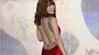 《沙西米》首映會 波多野結衣露美背 女體壽司來尬場