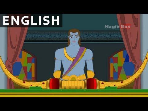 Rama Weds Sita - Ramayanam In English - Animation/Cartoon Stories For Kids