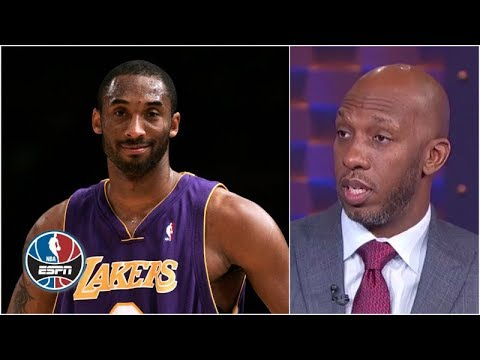 Kobe Bryant not LeBron or MJ was the most skilled player ever Chauncey Billups NBA Countdown