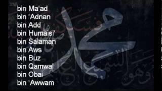 MUST KNOW THIS- Lineage of Prophet Muhammad [pbuh] NASAB - Maulana Tariq Jameel