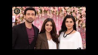 Good Morning Pakistan - Sami Khan & Sonya Hussain - Top Pakistani show