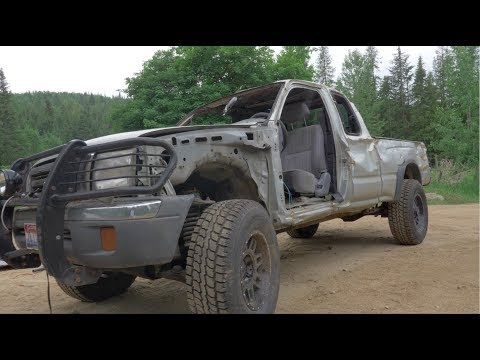 Xxx Mp4 Can We Hot Wire This Abandoned Toyota Tacoma 3gp Sex