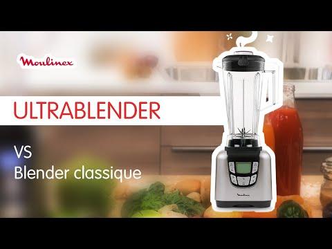 Moulinex - Comparatif Ultrablend/Blender classiques
