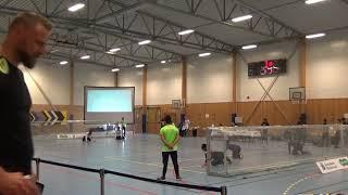2018 Goalball World Championships Iran v Japan 2nd Half