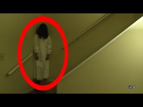 Real Ghost caught on video (The Haunting Tape 02)