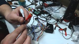 How to wire a Ford f150 04-08 aftermarket head unit