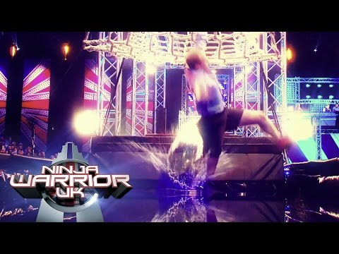 Ninja Warrior UK 2016 Ultimate Splashdown Compilation Ninja Warrior UK