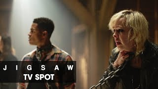 Jigsaw (2017 Movie) Official TV Spot – 'Take Back Halloween'