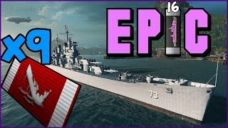 Only island can stop the beast / 9 kills 251k dmg 3962 EXP - World of Warships
