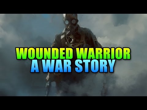 Playing Battlefield With A Real Wounded Warrior BF1 Gameplay