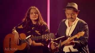 Alcaline, le Mag : Les Chedid - Je Dis Aime en live