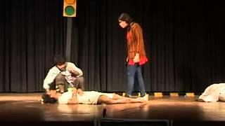 Hindi Play Bhookhkhad by Toli Theatre Group