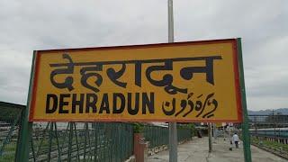 DEHRADUN RAILWAYS STATION!! 2017!! FULL VIEW!!