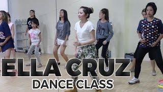 [EXCLUSIVE] Dance Class ni Teacher Ella Cruz!