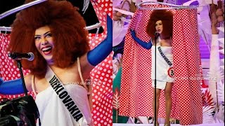 Miss Universe Uzeklovakia :D
