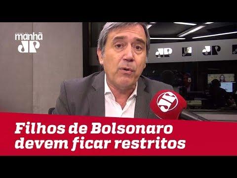 Xxx Mp4 Filhos De Bolsonaro Devem Ficar Restritos Aos Seus Respectivos Cargos MarcoAntonioVilla 3gp Sex