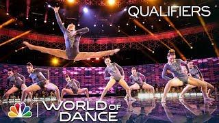 World of Dance 2018   Quad Squad  Qualifiers Full Performance