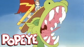 POPEYE AND SON - The Sea Monster AND MORE | Episode 2 | Cartoons for Kids