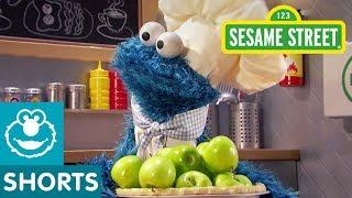 Sesame Street: Thanksgiving Apple Pie   Cookie Monster