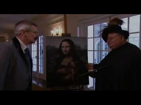 Maszyna czasu Mona Lisa z Łasiczką